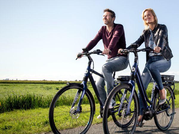 Test de nieuwste Giant e-bikes tijdens de E-bike Xperience
