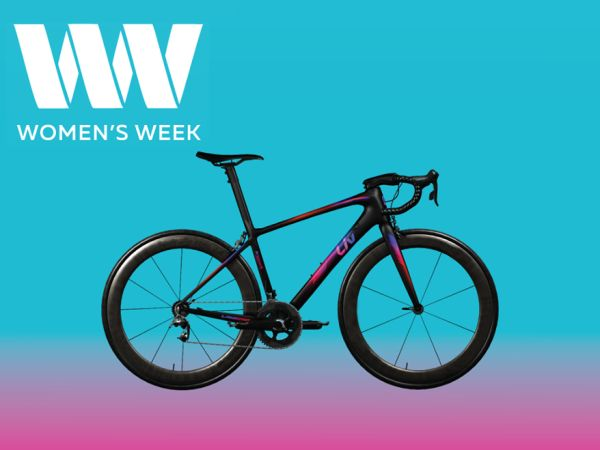 Ride the Langma Advanced SL on Zwift during Women's Week!