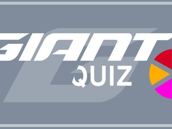 GIANT QUIZ ROAD: 20 preguntas sobre...