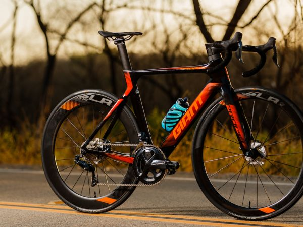 "BikeRadar:  Propel Advanced Pro Disc Has ""Tons of Speed""!"