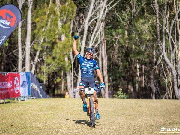 Big Weekend for Giant Australia Off-Road Team!
