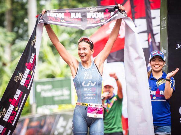 Radka Kahlefeldt Wins Asia Pacific Championships