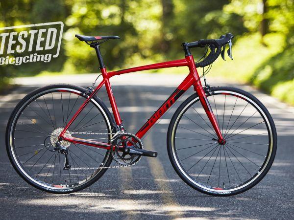 Bicycling, başlangıç seviyesinde Contend'i tercih ediyor.