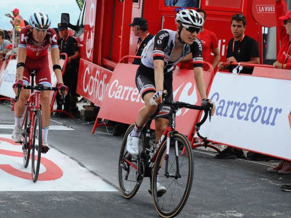 Kelderman Leads Strong Start for Team Sunweb at Vuelta