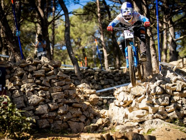Gutierrez Kicks Off World Cup DH With Solid Performance
