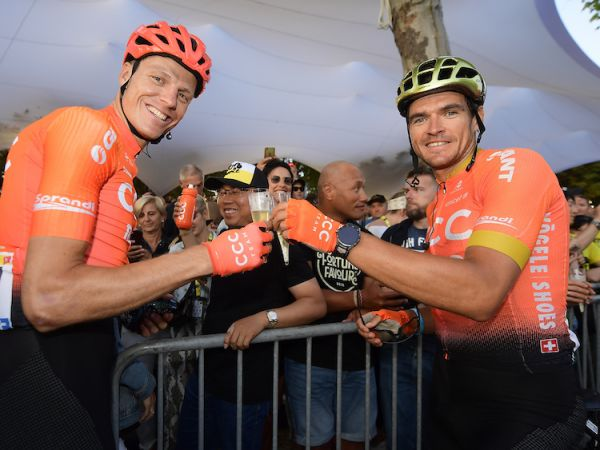 Strong Finish for CCC Team at 2019 Tour de France