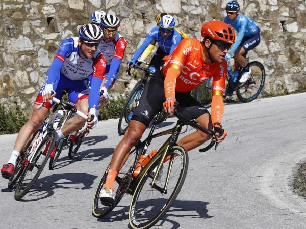 Van Avermaet Sprints to Podium at Tirreno-Adriatico!