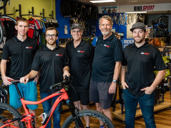 BikeSport Celebrates Grand Reopening As Giant's Latest Partner Store