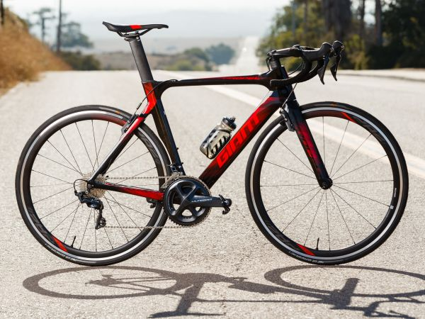 Cycling Weekly Award The Propel Advanced 1 An Impressive 9/10