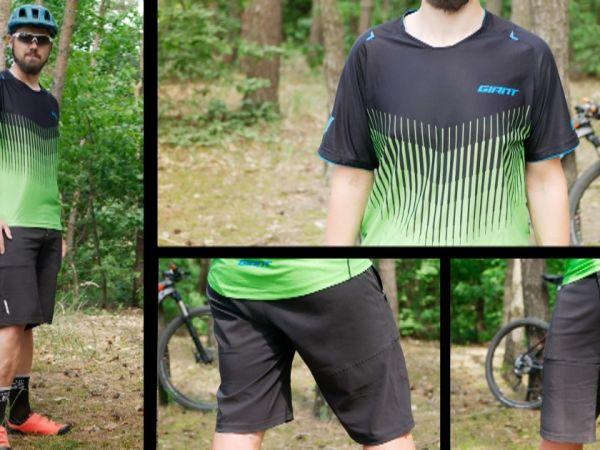 Recenzja produktu: Odzież rowerowa z serii Traverse 100%