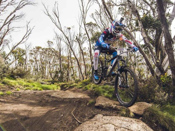 Two Podiums for Carlson at Cannonball MTB Fest!