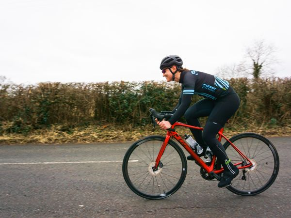 How To Fuel For A Long Ride With Gemma Sampson