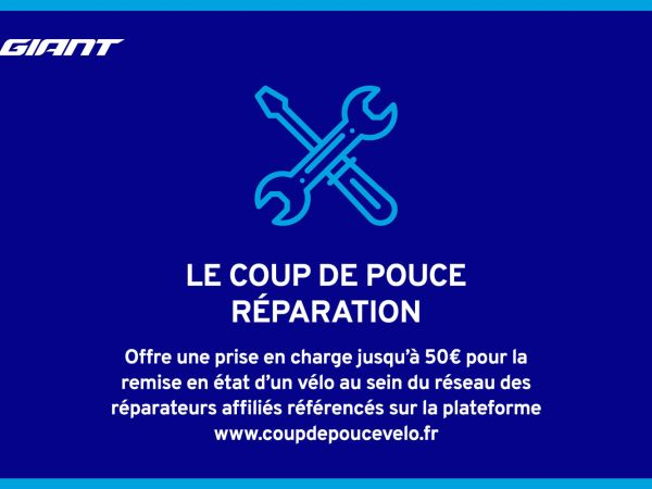 Coup de Pouce Réparation - Jusqu'à ...