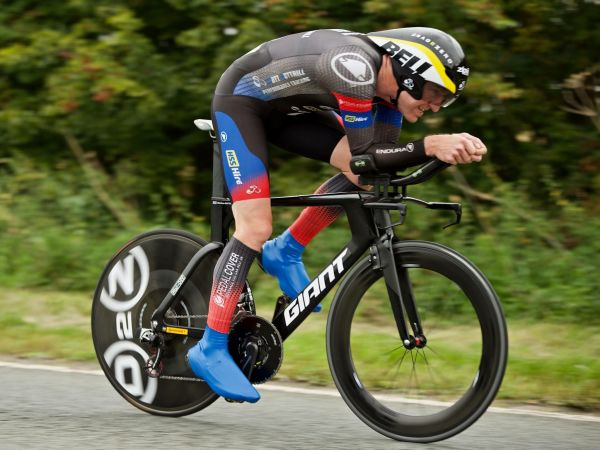 Matt Bottrill - How to maximise your training time and get faster