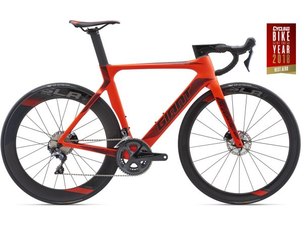 "Cycling Plus Names Propel Advanced Disc ""Aero Bike of the Year""!"