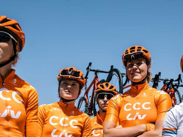 Amgen Tour of California: Behind the Scenes with CCC-Liv