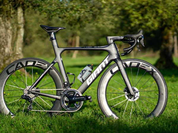 Bike Check: Gustav Iden's Propel Advanced SL Disc