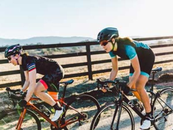 How to Improve Bike Handling on a Road Bike
