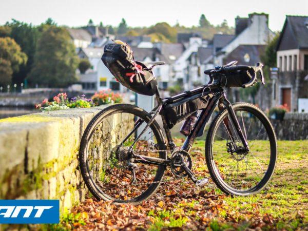 La Bretagne à Vélo - ToughRoad SLR ...