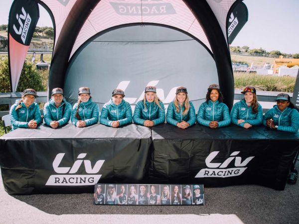Liv Racing Welcomes Three New Athle...