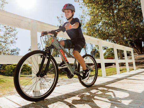 Wybieramy rower dla starszaka - na co zwrócić uwagę?