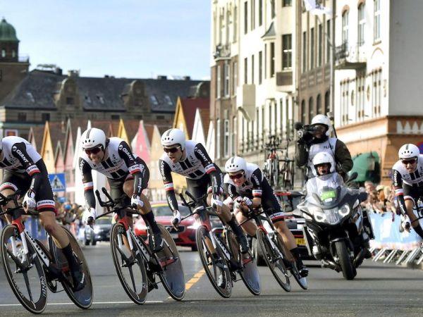 Team Sunweb Wins Men's World Championship TTT!