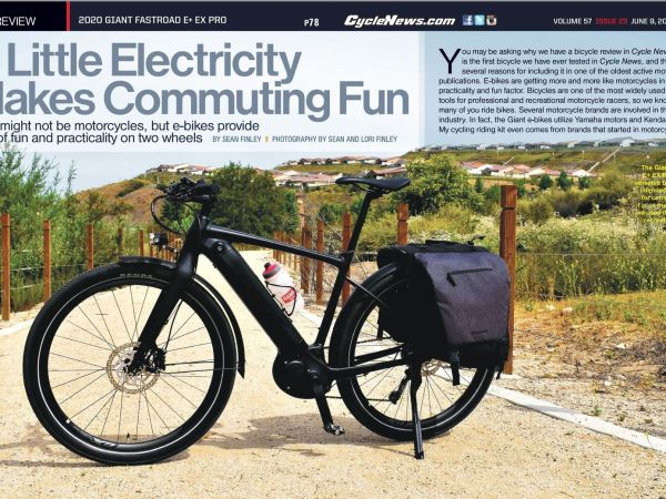 "Cycle News Reviews ""Well Built and ..."
