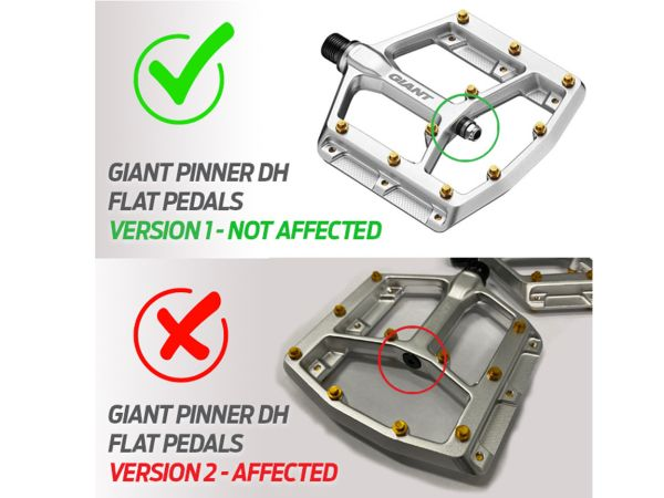Pinner Pedal Recall