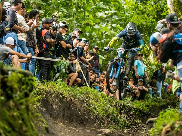 Gutierrez Scores Podium at Hometown EWS Race!