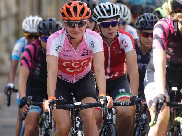 Vos Leads Tour de l'Ardèche!