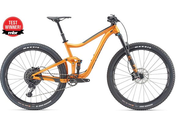 "Test Winner! MBR Names Trance 29 Top ""29er Trail Slayer"""