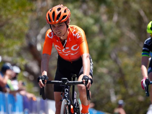 Ashleigh Moolman-Pasio Wins South African Road Championships!