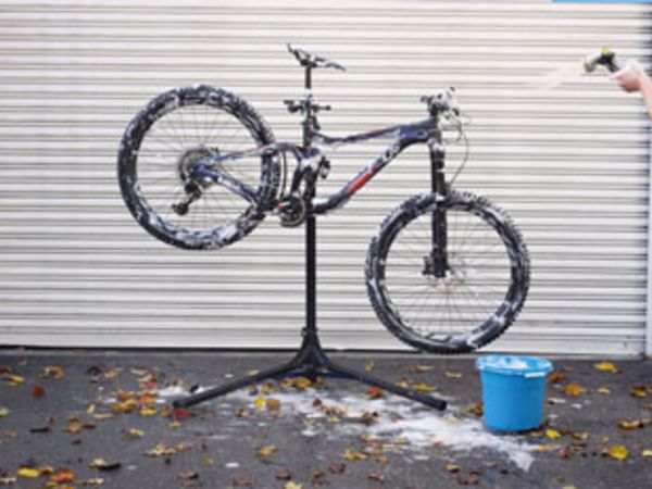 Wie du dein Fahrrad richtig wäschst