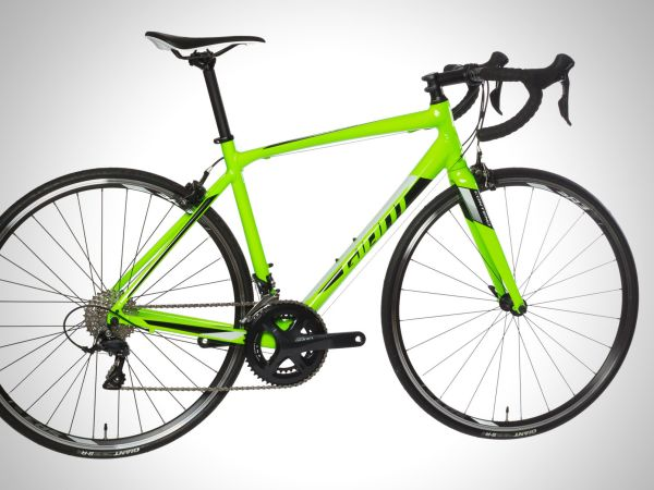 BikeRadar: 4-Star Rating for Contend Road Bike!
