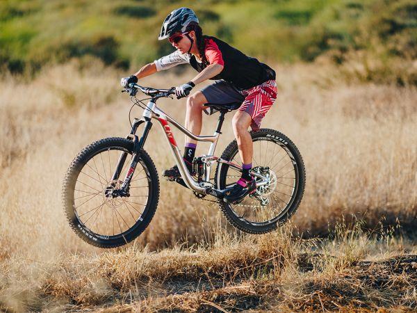 Are Full Suspension Bikes 'Worth It'?
