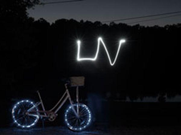 야간 라이딩: 자전거를 밝히는 방법