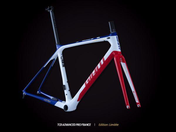 Kit Cadre TCR Advanced Pro France - Edition Limitée