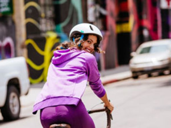 Get the Look: Bike Yoga