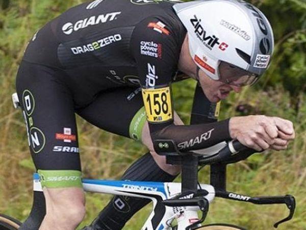 Matt Bottrill - Ride Your Best Kona Bike Split