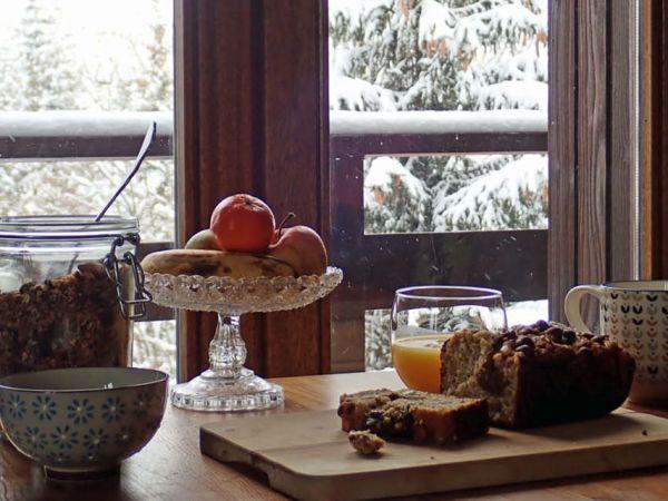 Le petit déjeuner idéal avant une journée de VTT