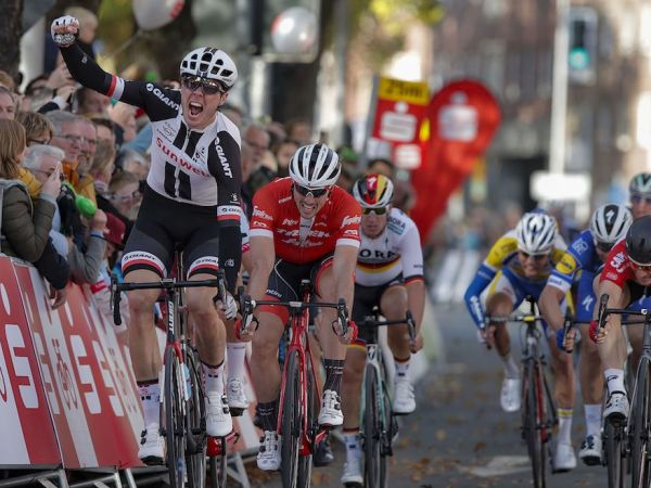 Walscheid Sprints to Münsterland Giro Win!