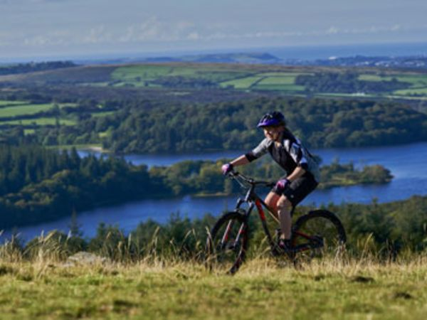 6 Ways to Get into Mountain Biking