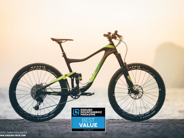 "Enduro MTB Names Trance Advanced ""Best Value"" Trail Bike!"