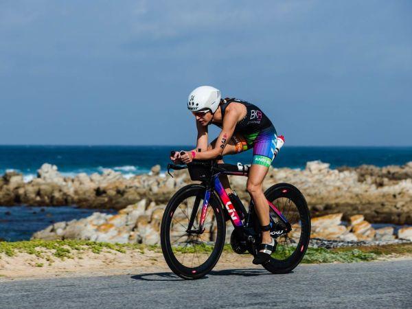 Kahlefeldt, Ironman 70.2 Dünya Şampiyonası'nı beşinci bitirdi!