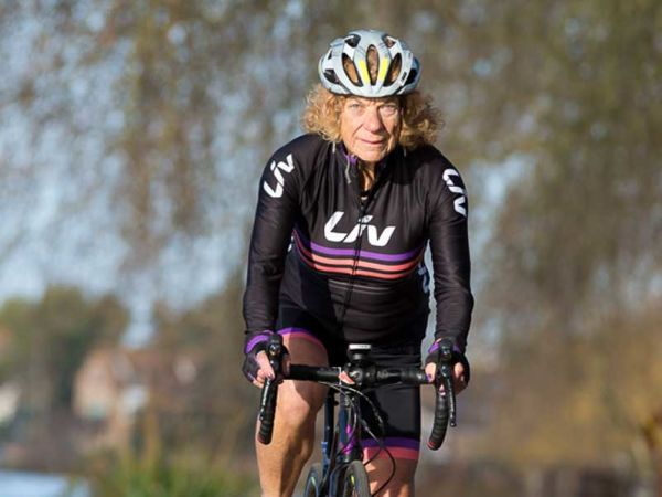 Don't Stop Me Now: Meet Edwina Brocklesby, the Irongran