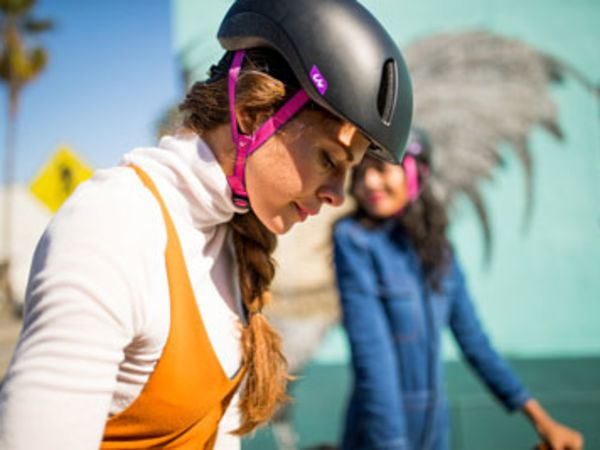 Best Hairstyles for Biking