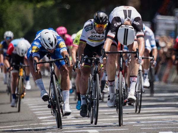 Strong Finish For Team Sunweb at Tour of California!