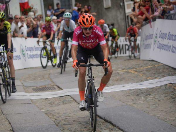 Vos, Giro Rosa 스테이지 2연승 달성!