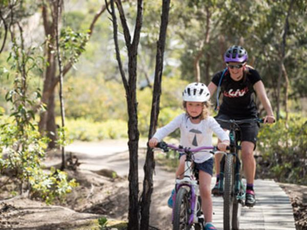 How to Train for MTB Racing with a Family