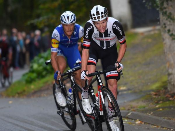 Kragh Andersen Leads Sunweb with Paris-Tours Podium!